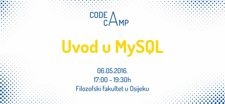 Uvod u MySQL